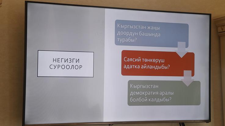 Новая Конституция Кыргызстана и местное самоуправление: что нового?