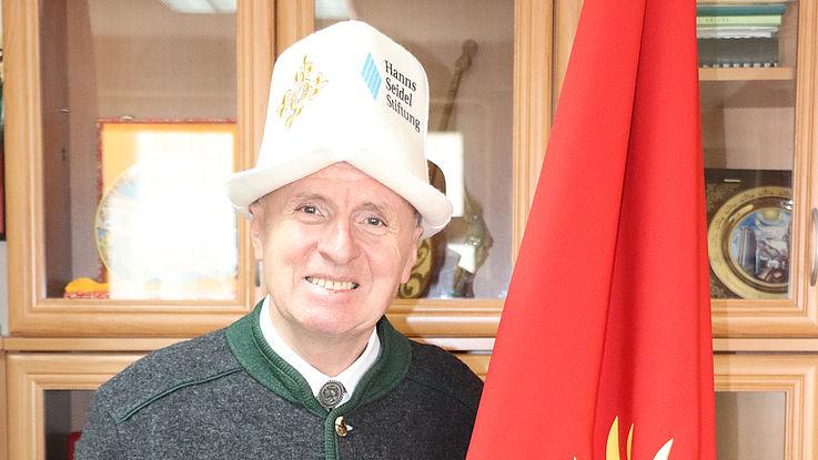 Макс Георг Майер, координатор проектов Фонда Ханнса Зайделя в Центральной Азии