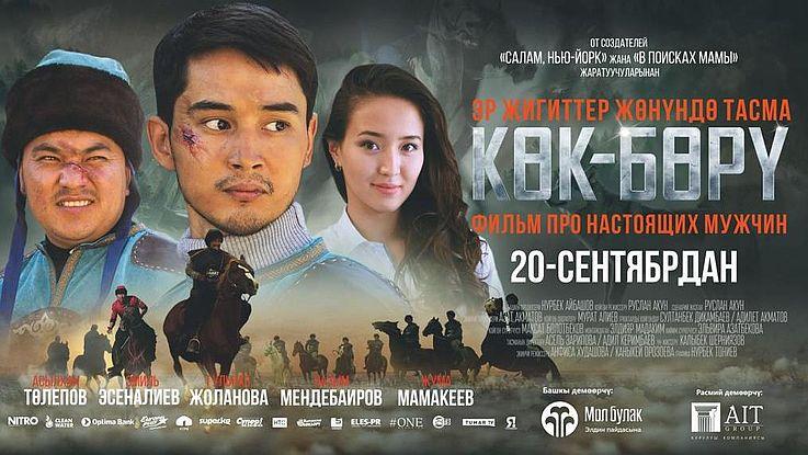 """Kök Börü"" – Die Sportart mit langer Tradition in Kirgisistan"