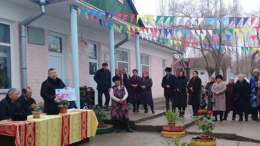 Renovierung und Ausstattung von zusätzlichen Räumlichkeiten im Kindergarten des Dorfes Toloykon/Kirgisistan