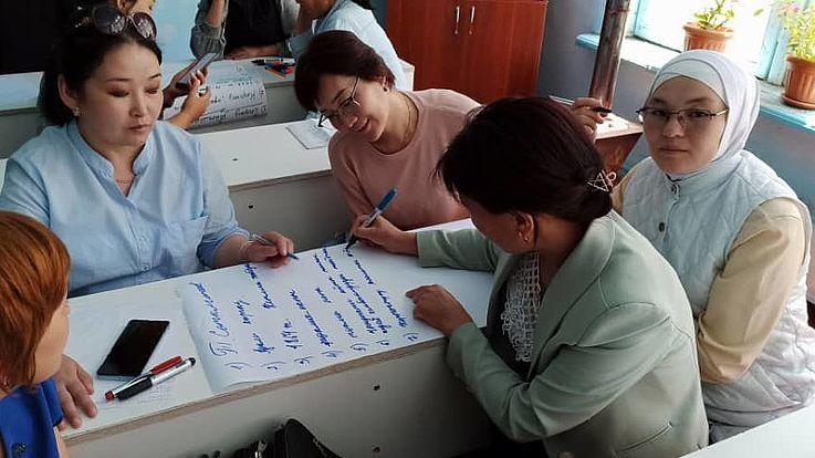 Methoden der beruflichen Entwicklung von Lehrern